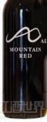 阿夫顿山芒汀干红葡萄酒(Afton Mountain Vineyards Mountain Red,Monticello,USA)