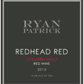 瑞安帕特里克红头干红葡萄酒(Ryan Patrick Redhead Red,Columbia Valley,USA)