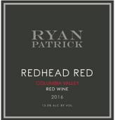 瑞安帕特里克红头干红葡萄酒(Ryan Patrick Redhead Red, Columbia Valley, USA)