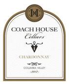 马车房酒庄霞多丽干白葡萄酒(Coach House Cellars Chardonnay,Columbia Valley,USA)