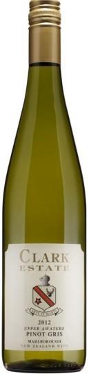 可拉克阿瓦特里灰皮诺干白葡萄酒(Clark Estate Upper Awatere Pinot Gris, Awatere Valley, New Zealand)