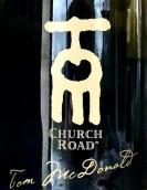 車路德湯姆霞多麗白葡萄酒(Church Road Tom Chardonnay, Hawke's Bay, New Zealand)