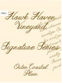 鹰港酒庄签名系列品丽珠干红葡萄酒(Hawk Haven Signature Series Cabernet Franc,New Jersey,USA)