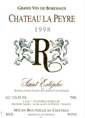 拉佩赫酒庄红葡萄酒(Chateau La Peyre,Saint-Estephe,France)