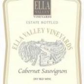 Ella Valley Vineyards Cabernet Sauvignon,Judean Hills,Israel