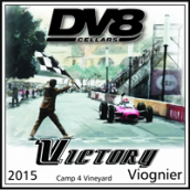 DV8酒庄维多利维欧尼干白葡萄酒(DV8 Cellars Victory Viognier, Santa Ynez Valley, USA)