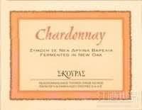 斯古洛斯霞多丽干白葡萄酒(Skouras Chardonnay,Peloponnese,Greece)