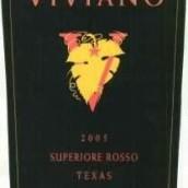 拉诺维维亚诺顶级桃红葡萄酒(Llano Estacado Viviano Superiore Rosso,Texas High Plains,USA)