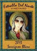 北极星长相思干白葡萄酒(Estrella Del Norte Sauvignon Blanc,New Mexico,USA)