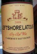 烟台左岸拉图斯赤霞珠干红葡萄酒(Yantai Leftshore Latous Cabernet Sauvignon Dry Red, Yantai, China)