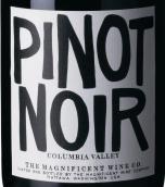 宏伟黑皮诺干红葡萄酒(The Magnificent Wine Co. Pinot Noir, Columbia Valley, USA)