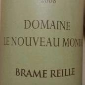 新世界布拉姆·雷耶干红葡萄酒(Domaine Le Nouveau Monde Brame Reille,Languedoc-Roussillon,...)
