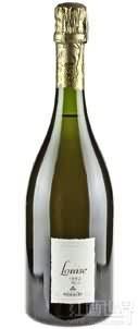 伯瑞路易丝特酿桃红香槟(Champagne Pommery Cuvee Louise Rose,Champagne,France)