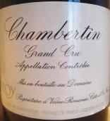 勒桦酒庄(香贝丹特级园)干红葡萄酒(Domaine Leroy Chambertin Grand Cru, Cote de Nuits, France)