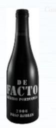 德比事实波特风格加强酒(Derby Wine Estates De Facto Port,Paso Robles,USA)