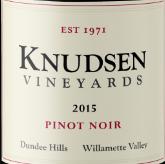 克努森酒庄黑皮诺干红葡萄酒(Knudsen Vineyards Pinot Noir,Dundee Hills,USA)