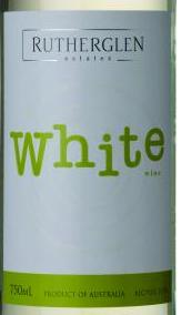 路斯格兰长相思干白葡萄酒(Rutherglen Estates Sauvignon Blanc,Rutherglen,Australia)