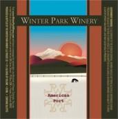 冬季公园波特酒(Winter Park Winery Port, Colorado, USA)