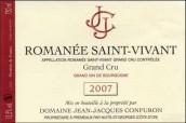 尚杰克孔弗宏酒庄(罗曼尼圣维维安特级园)红葡萄酒(Domaine Jean-Jacques Confuron Romanee-Saint-Vivant Grand Cru, Cote de Nuits, France)