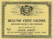 路易亚都圣维涅(伯恩一级园)红葡萄酒(Louis Jadot Cent Vignes Rouge, Beaune Premier Cru, France)