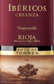 桃乐丝伊比利亚陈酿干红葡萄酒(Torres Ibericos Crianza, Rioja, Spain)