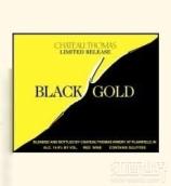 托马斯限量黑金干红葡萄酒(Chateau Thomas Winery Limited Release Black Gold,Lodi,USA)