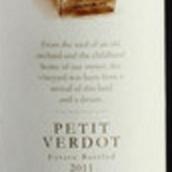 荒岭味而多干红葡萄酒(Barren Ridge Petit Verdot,Virginia,USA)