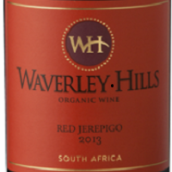 威弗利山红色加强酒(Waverley Hills Red Jerepigo,Tulbagh,South Africa)