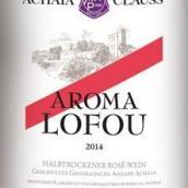 雅克劳斯酒庄阿洛玛洛夫半干型桃红葡萄酒(Achaia Clauss Aroma Lofou Rose,Peloponnese,Greece)