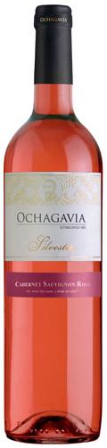欧查佳维亚希尔维斯特赤霞珠桃红葡萄酒(Ochagavia Silvestre Cabernet Sauvignon Rose,Rapel Valley,...)