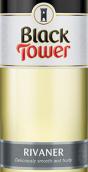 黑塔酒庄雷万尼白葡萄酒(Black Tower Rivaner, Germany)