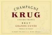 库克陈年香槟(Champagne Krug Grande Cuvee,Champagne,France)