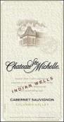 圣密夕酒庄印第安泉赤霞珠红葡萄酒(Chateau Ste. Michelle Indian Wells Cabernet Sauvignon, Columbia Valley, USA)