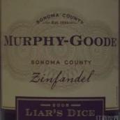 墨菲-古蒂大话骰仙粉黛干红葡萄酒(Murphy-Goode Liar's Dice Zinfandel,Alexander Valley,USA)