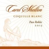 谢尔顿酒庄贝壳干白葡萄酒(Carol Shelton Coquille Blanc,Paso Robles,USA)