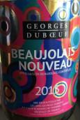 杜宝夫博若莱新酒(Georges Duboeuf Beaujolais Nouveau, Beaujolais, France)