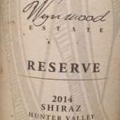 威武德酒庄精选西拉红葡萄酒(Wynwood Estate Reserve Shiraz,Hunter Valley,Australia)
