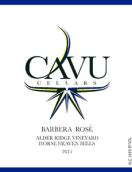 无限巴贝拉桃红葡萄酒(CAVU Barbera Rose,Walla Walla,USA)