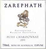 撒勒法味而多-霞多丽混酿干白葡萄酒(Zarephath Wines Petit-Chardonnay, Great Southern, Australia)