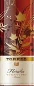 桃乐丝莫斯卡托甜白葡萄酒(Torres Floralis Moscatel Oro, Catalunya, Spain)