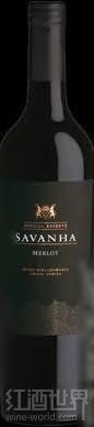 斯皮尔酒堡萨凡哈酒庄特别珍藏梅洛干红葡萄酒(Spier Savanha Special Reserve Merlot,Stellenbosch,South ...)