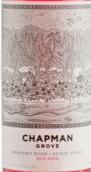 查普曼林桃红葡萄酒(Chapman Grove Rose,Margaret River,Australia)