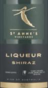 圣安妮设拉子利口酒(St Anne's Liqueur Shiraz, Perricoota, Australia)