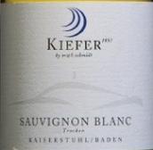 基弗酒庄经典长相思干白葡萄酒(Weingut Kiefer Klassiker Sauvignon Blanc Qba Trocken,...)