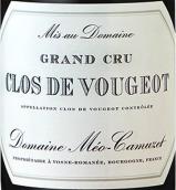 凯慕思(伏旧特级园)干红葡萄酒(Domaine Meo-Camuzet Clos de Vougeot Grand Cru, Cote de Nuits, France)