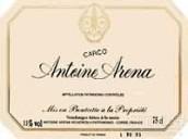 Domaine Antoine Arena Patrimonio Carco Blanc, Corsica, France