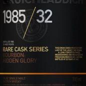 布赫拉迪1985年份32年稀有桶陈苏格兰单一麦芽威士忌(Bruichladdich 1985/32 Rare Cask Series Single Malt Scotch ...)