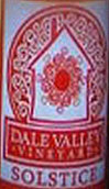 黛尔谷尼亚加拉白葡萄酒(Dale Valley Vineyard Solstice Niagra,Iowa,USA)