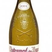 老电报克罗干白葡萄酒(Domaine du Vieux Telegraphe La Crau Blanc,Chateauneuf-du-...)