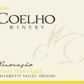 科埃略酒庄革新灰皮诺干白葡萄酒(Coelho Winery Renovacao Estate Pinot Gris,Willamette Valley,...)